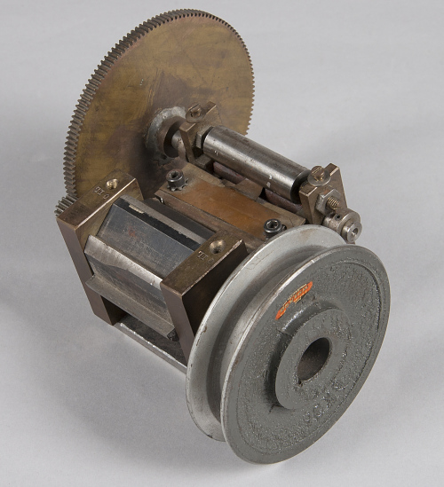 Prototype Chaff Cutter, Whipple