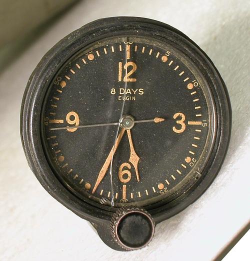 Clock, 8-Day, Elgin, Enola Gay?
