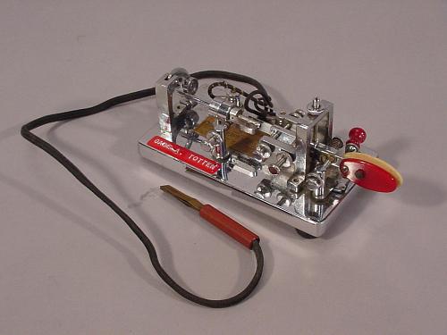 "Telegraph Key ""Bug"", Vibroplex"