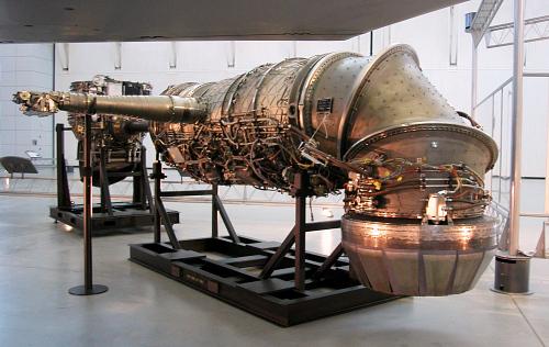 Pratt & Whitney JSF119-PW-611C Turbofan Engine