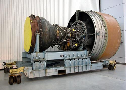 Pratt & Whitney PW4098 Turbofan Engine