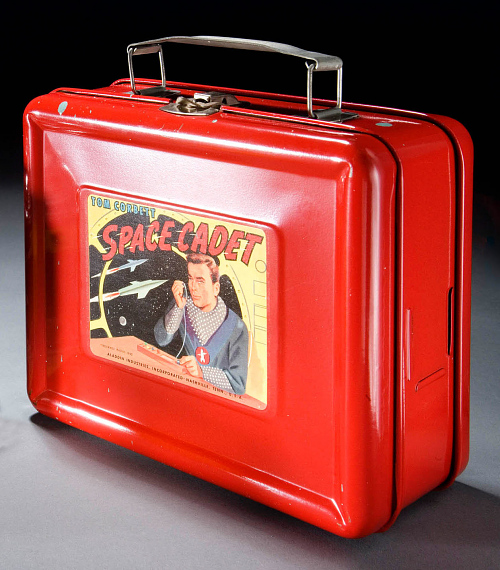 "Lunch Box, ""Tom Corbett, Space Cadet"""