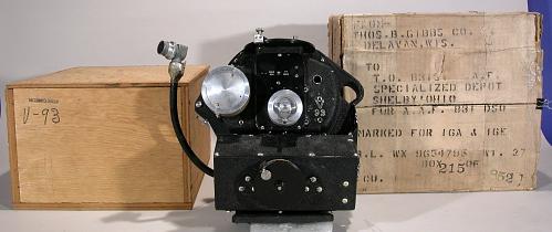 Bombsight, Norden, Rate End Computer with Radar Converter, CP-17/APA-46
