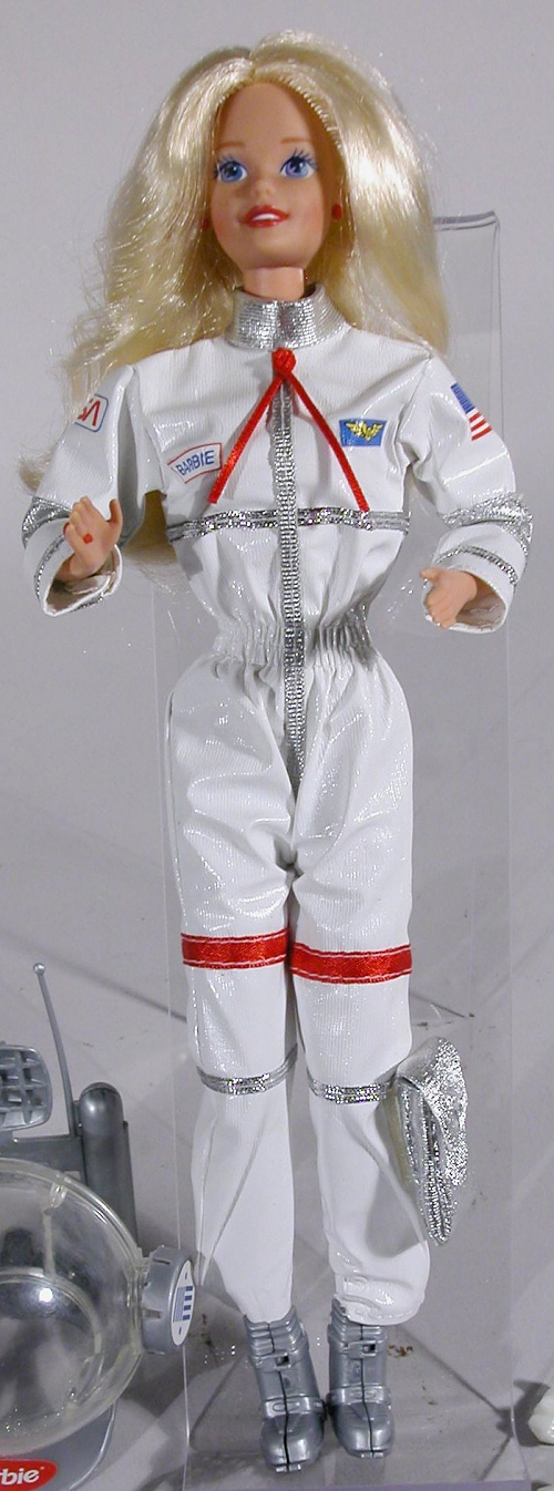Doll, Barbie, Astronaut, Toys R' Us