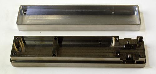 Case, Aluminum, Camera Charge-Coupled Device, HiRISE