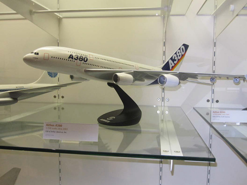 Model, Static, Airbus A380