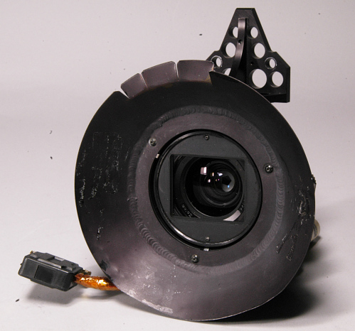 Lens, 60mm, Motorized, ICBC, IMAX