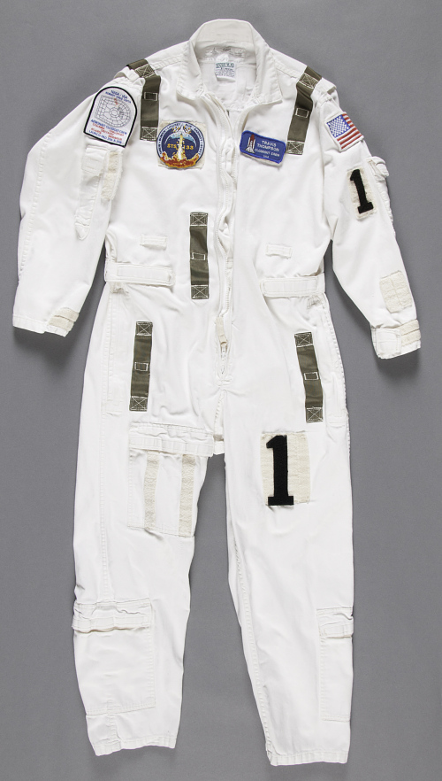 Uniform, Coverall, Space Shuttle Closeout Crew Chief