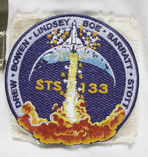 Patch, Mission, Shuttle, STS-133