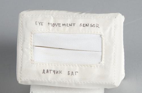 Kit, Eye Movement Sensors, Sleep Experiment, Shuttle-Mir