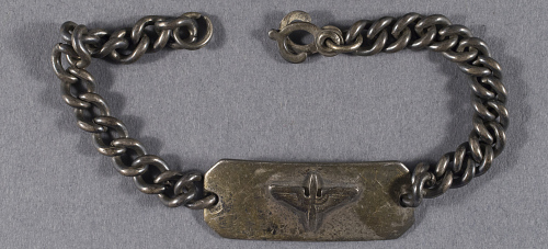 Bracelet, Identification, United States Army Air Forces