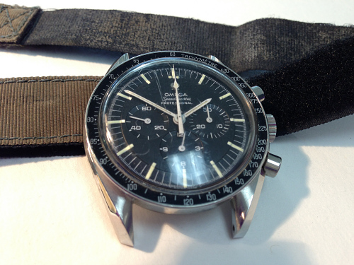 Chronograph, Collins, Apollo 11