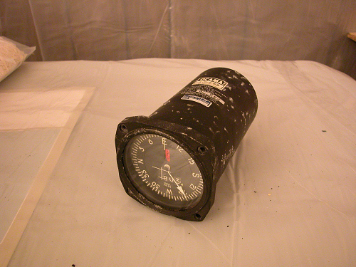 Indicator, Course, Distance and Track, AN/ASN-7
