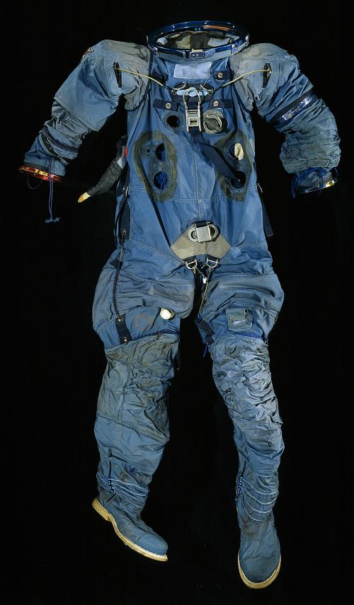 Pressure Suit, Apollo, A6-L, Developmental