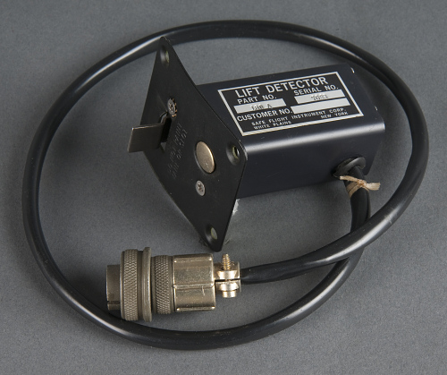 Lift Detector