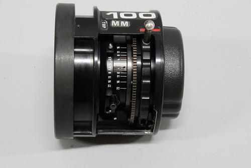 Lens, 100mm, Movie Camera, IMAX