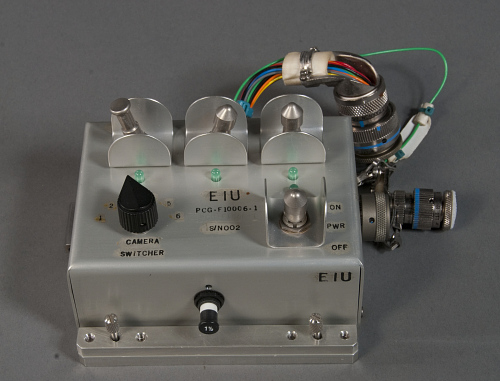 TES-COS Electrical Interface Unit, Protein Crystal Growth Experiment Apparatus