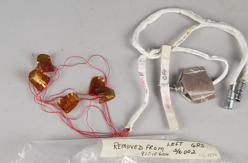 Electrical Harness, Glove