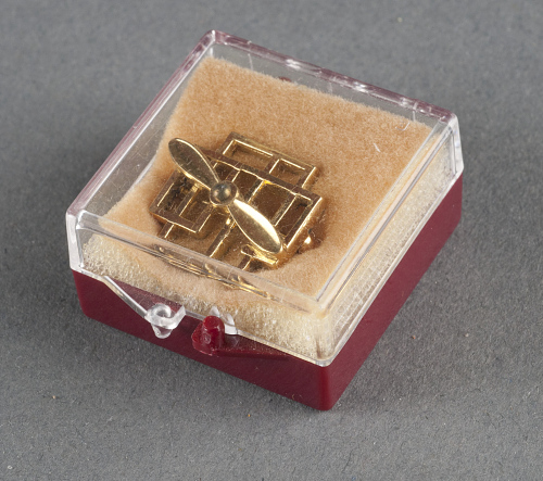 Pin, Ninety-Nines (and case), Sally Ride