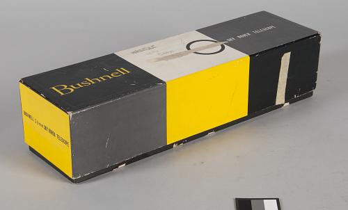 Box, Telescope, Bushnell Sky Rover, Sally Ride