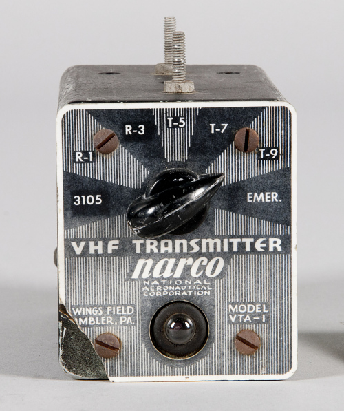 Transmitter, Narco, VTA-1