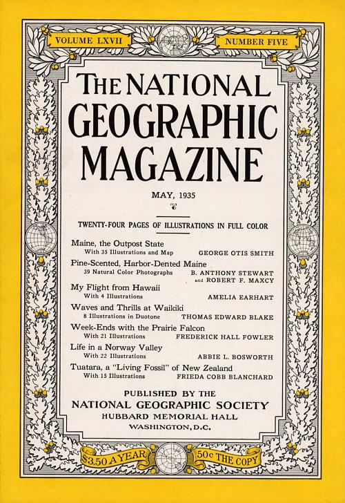 Magazine, National Geographic