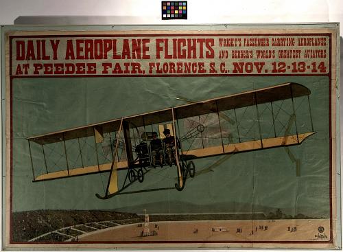 Daily Aeroplane Flights