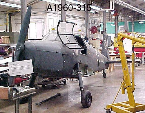 Bücker Bü-181B Bestmann
