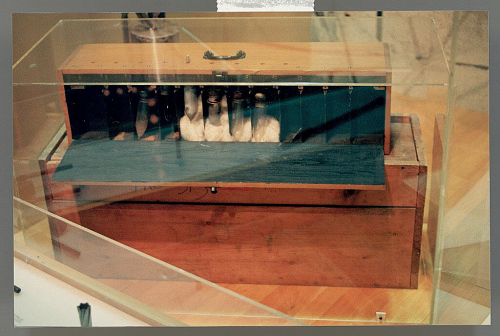 Crate, Box, Magnesium Powder Experiment, R.H. Goddard