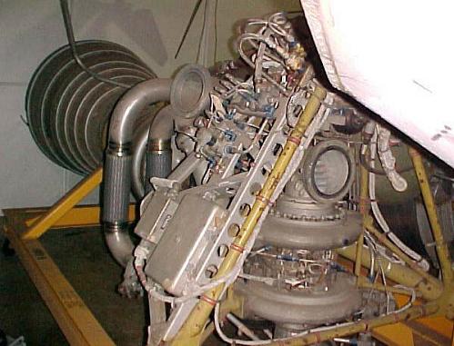 Rocket Engine, Liquid Fuel, Jupiter Missile