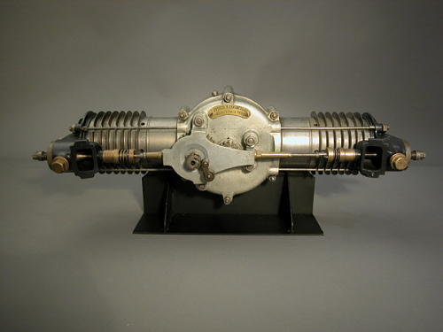 Dutheil-Chalmers Horizontally-opposed Engine