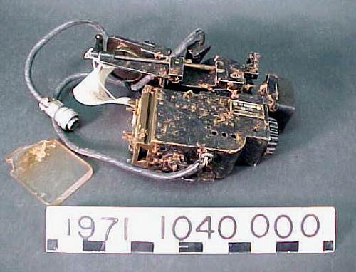 Sight, Gun, Japanese, Navy, Type-98