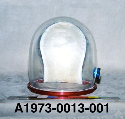 Helmet, Pressure Bubble, Lovell, Apollo 13