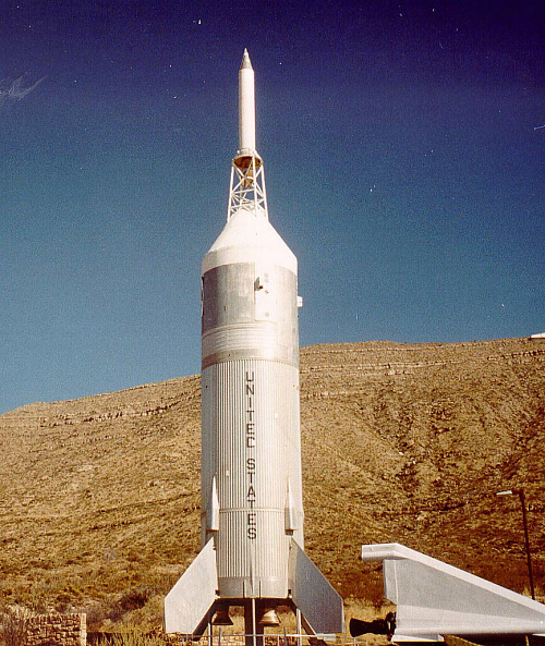 Rocket, Solid Fuel, Test Vehicle, Little Joe II