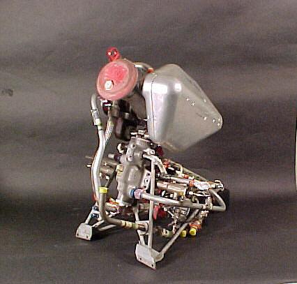 Rocket Engine, Liquid Fuel, Vernier, Atlas Missile