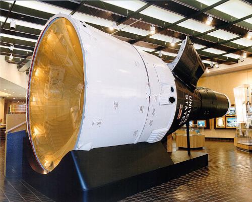 Mockup, Capsule, Gemini Development Test Vehicle