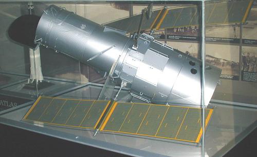 Model, Space Telescope, 1:15