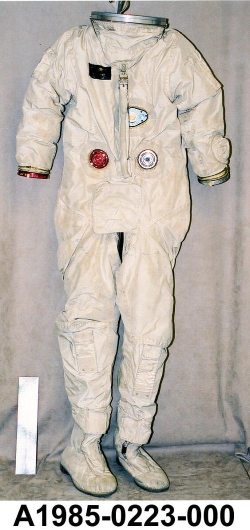 Pressure Suit, AFG-4C-6, Overmeyer