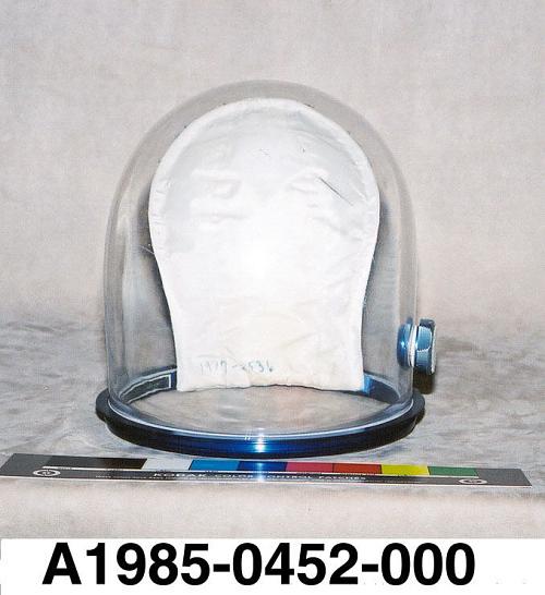 Helmet, Pressure Bubble, Apollo, Training