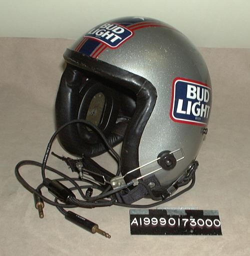 Helmet, Protective, Civilian, Leo Loudenslager