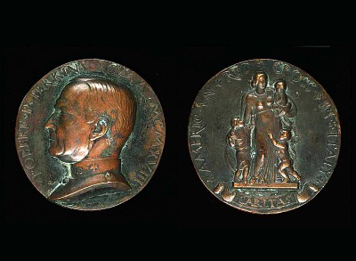 Robert P. Perkins Portrait Medal
