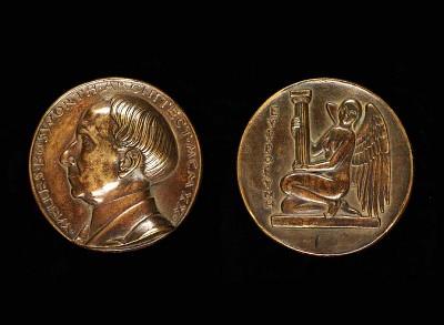 Welles Bosworth Portrait Medal