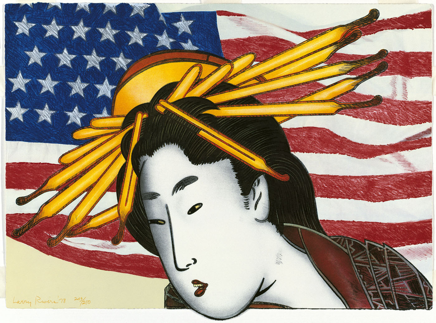 images for Madama Butterfly, from the portfolio Metropolitan Opera Fine Art Series