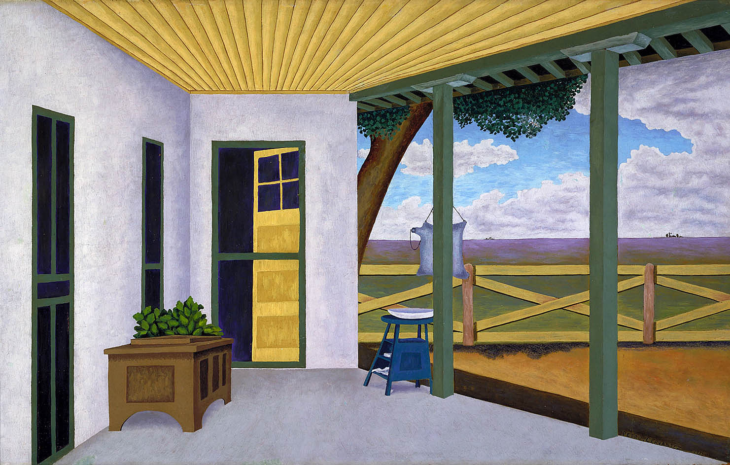 images for View of Artist's Home