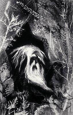 Rip Van Winkle, from the series American Folk Heroes