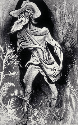 Johnny Appleseed, from the series American Folk Heroes