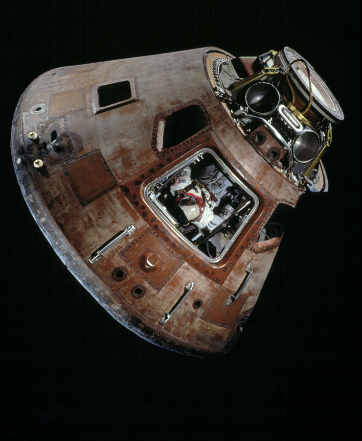 Apollo 11 Command Module 'Columbia'