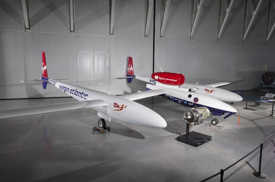 Virgin Atlantic Global Flyer