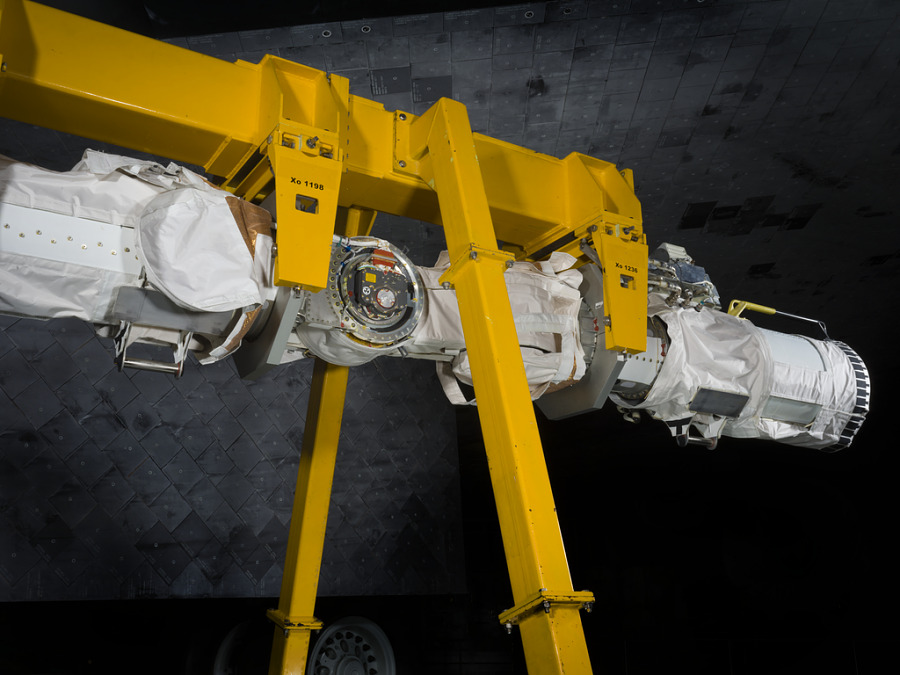 Arm, Canadarm Remote Manipulator System