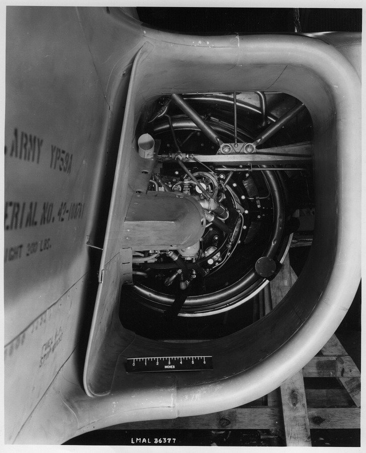 Bell XP-59A Airacomet